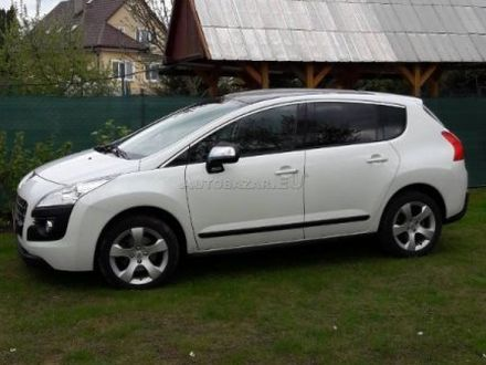 Peugeot 3008 2.0 HDi FAP Executive Pack
