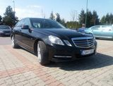 Mercedes E trieda 350 CDI BlueEfficiency Avantgarde 4matic