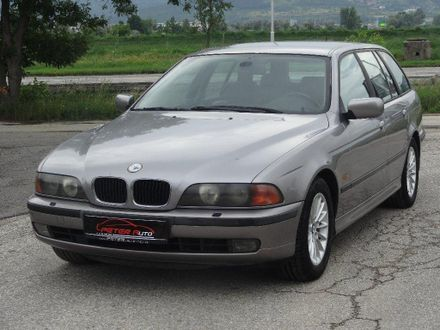 BMW rad 5 Touring 525 TDS  A/T (E39)