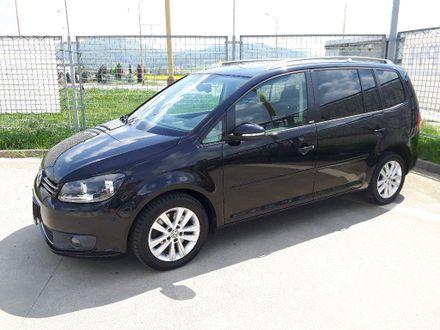 Volkswagen Touran 2.0 TDI Style