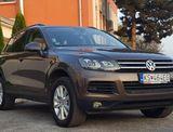 Volkswagen Touareg II 3.0 V6 TDI 240k BlueMotion 4-Motion