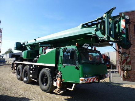 Demag DEMAG AC 55 L  60t, PPM