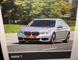 Nárazník predný+zadný BMW7. r.2007