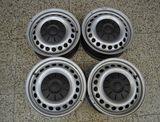 VW plechové disky R16 rozteč 5x120