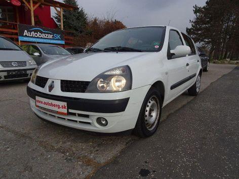 Renault Clio 1.5 dCi Fun, 48kW, M5, 5d.