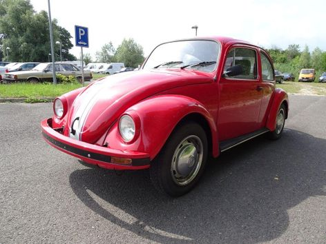 Volkswagen  CHROBAK 1,6 i ,  Benzin kW37