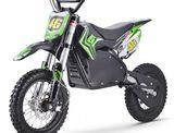 Minimoto Elektro moto MiniRocket Hyena 1200W