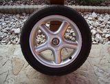 Alu disky -Na Ford FOCUS R16