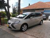 Opel Zafira Tourer 2.0 CDTi ECOTEC 130k Smile,  96kW,  M6,  5d