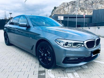 BMW rad 5 530d xDrive A/T (G30)