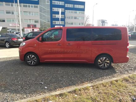 Citroen SpaceTourer 2.0 BlueHDi 150k S&S E6.1 XL Feel