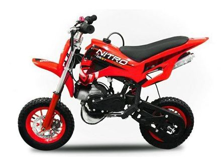Minibike Dirt Bike Nitro DS67
