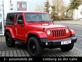 Jeep Wrangler 2.8 CRD Sahara A/T