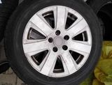 Michelin ALU disky audi 225/55 R 16 zimné pneu +Disky