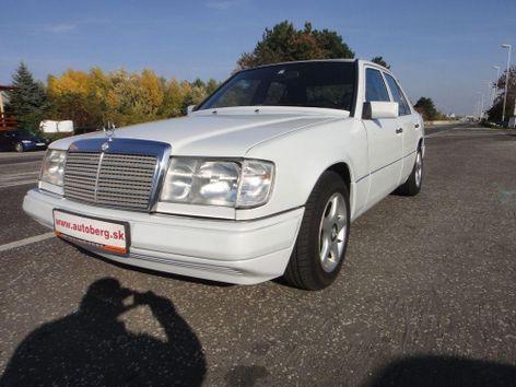Mercedes-Benz 124 A4 Diesel kW63