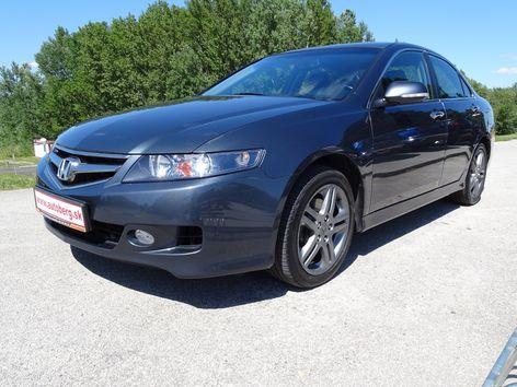 Honda Accord 2.2 CTDi Sport, 103kW, M5, 4d.