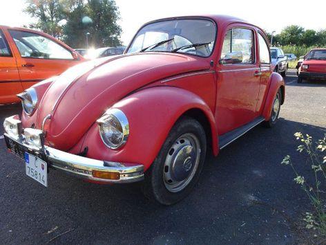Volkswagen  CHROBAK 1,2 Benzin kW25