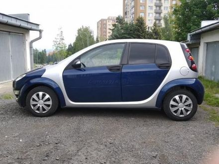 Smart ForFour 1.1 Pure