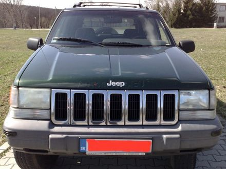 Jeep Grand Cherokee 4.0 Laredo