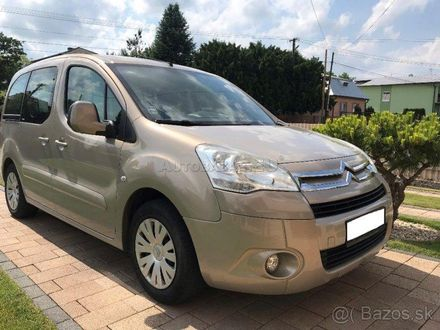 Citroen Berlingo 1.6 HDi 16V 92k Multispace