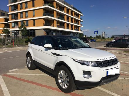 Land Rover Range Rover Evoque 2.2 SD4 Pure AT9