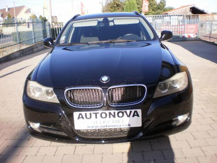 BMW rad 3 Touring 318d  M-packet 135kW(E91 mod.09)