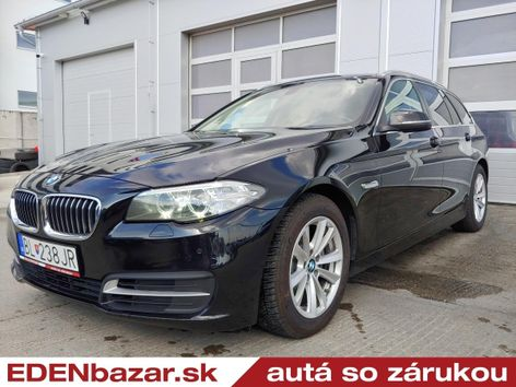 BMW Rad 5 Touring 520D XDRIVE A/T 140kW