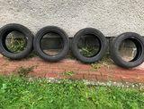 Predám pneu Continental 225/50 R17 V