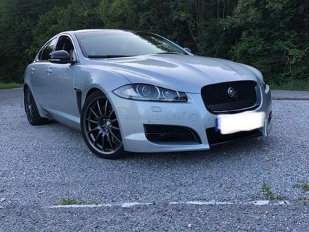 Jaguar XF 3.0D S V6 Supercharger