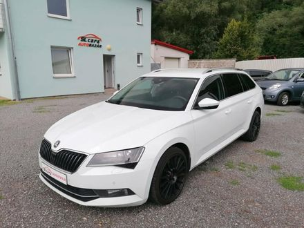 Škoda Superb Combi 2.0 TDI 190k Ambition DSG