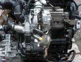 MOTOR CUW 2,0 TDI