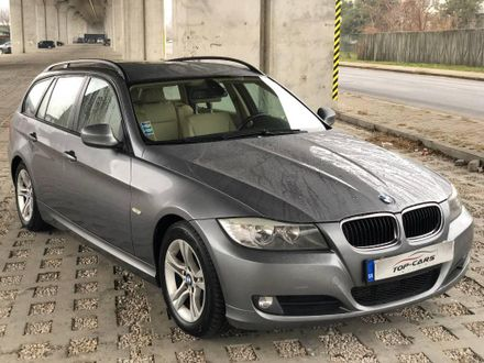 BMW Rad 3 Touring 318 d