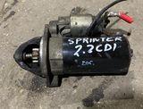 štartér A0061512501 Mercedes Sprínter E220 C200