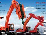 Hydraulické búracie kladivo EDT2200