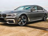 BMW rad 7 730d xDrive A/T (G11/12)