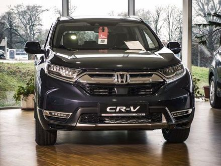 HONDA CR-V 1.5 VTEC TURBO Lifestyle CVT 20