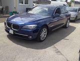 BMW Rad 7 750i