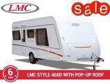 Lmc STYLE 460D NOVY 6-MIESTNY OBYTNY PRIVES