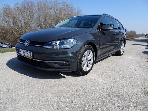 Volkswagen Golf 1.6 TDI BMT 115k Edition Comfortline DSG
