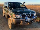 Nissan Patrol 116kW,automat