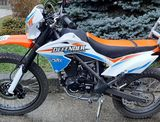 Xmotos Dirt Bike Defender 250