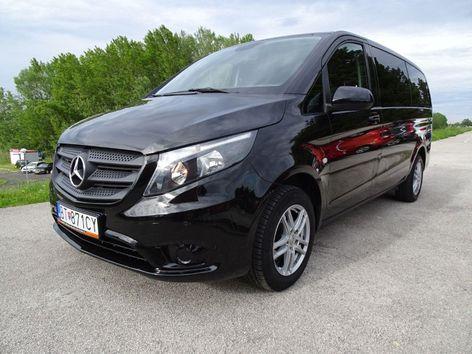 Mercedes-Benz Vito Tourer 116 CDI kompakt SELECT A/T