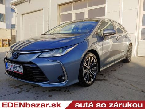 Toyota Corolla sedan 1.8 HYBRID EXECUTIVE AUTO 90kW
