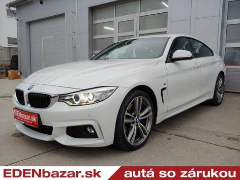 BMW Rad 4 Gran Coupé 420D XDRIVE M SPORT A/T 135kW