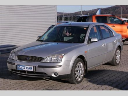 Ford Mondeo 1,8 i 81kW STK 6/2022