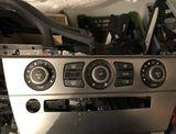 BMW 6 E63 E64 Klima panel