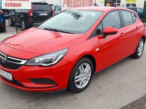 Opel Astra 1.4 Turbo Smile