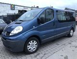 Renault Trafic DoubleCabin Double cabine long