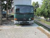 Mercedes-Benz  4, 3  OM 904 LA ATEGO 817 S