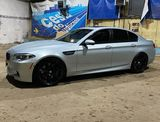 BMW M5 Competition. Dinan UPGRADE. AKRAPOVIC